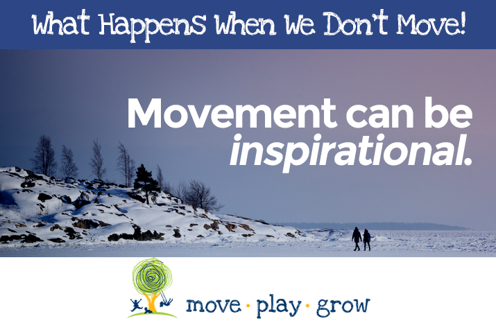 Move Play Grow, Move for Life, Play to Learn, Grow With Love, Kinesthetic Learning, Physiological effects of movement, Mental benefits of movement, Developmental coordination